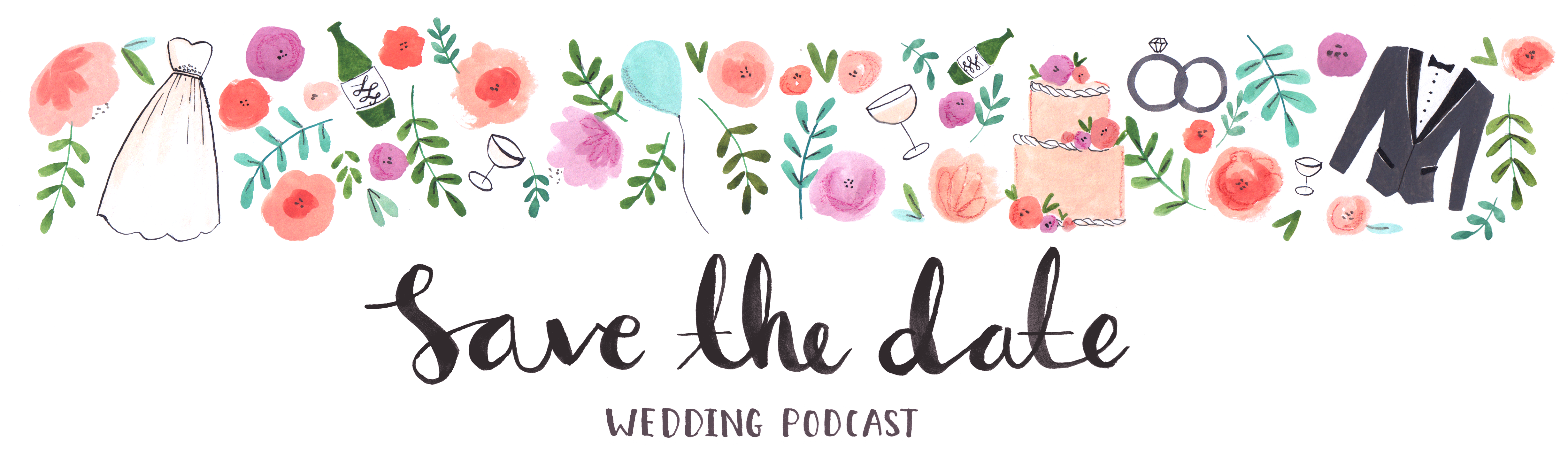 save the date wedding podcast launches new e shop and product line